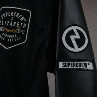 Supercrew Varsity Jacket