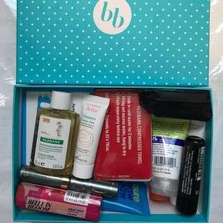 Samples box - BellaBox