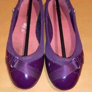 PUMA Women's Pink Bixley Glamm Slip-on