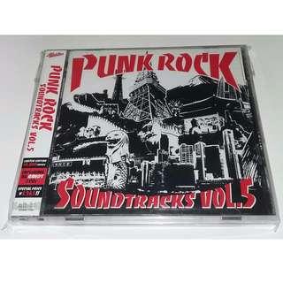 Punk Rock Soundtrack Vol : 5  (Featuring : Love Me Butch - Malaysia)