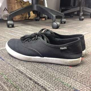 Keds shoes black