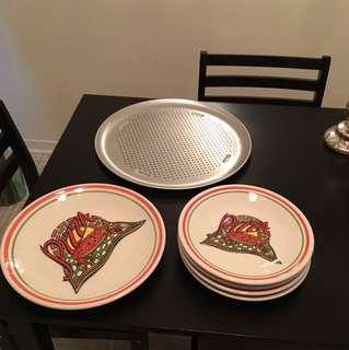 Pizza Serving Set