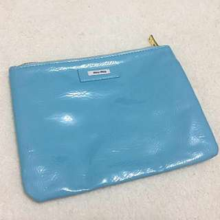 Authentic Miu Miu Clutch