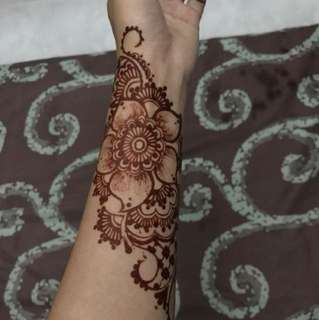 Henna bookings
