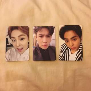 [EXO] Album Photocards