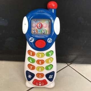 mainan bayi telepon