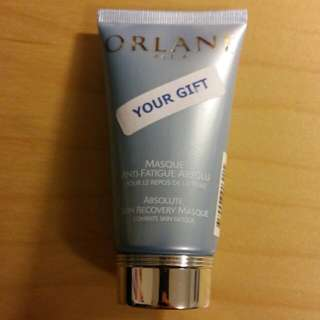 BRAND NEW Orlane - Absolute Skin Recovery Mask ($75 Value)