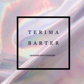 TERIMA BARTER