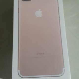 Iphone7 Plus 256G