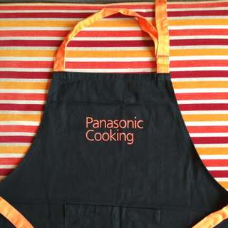 Authentic Limited Edition Panasonic Cooking Apron