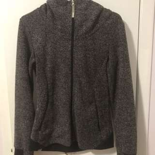 Grey Bench Sweater