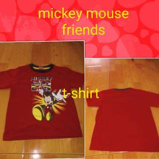 Mickey Mouse Friends (T-shirt)