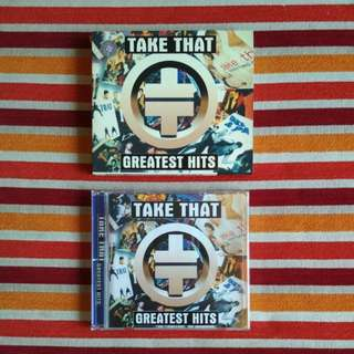 Authentic Take That Greatest Hits