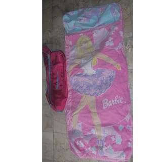 authentic barbie ready bed