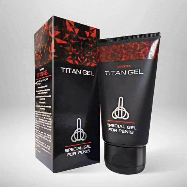 100 original titan gel for men available here health beauty