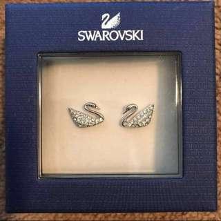 Swarovski Earrings BNWT