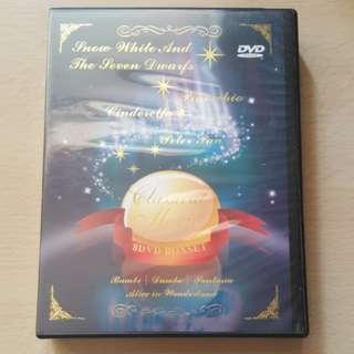 Classical Movie 8 DVD boxset