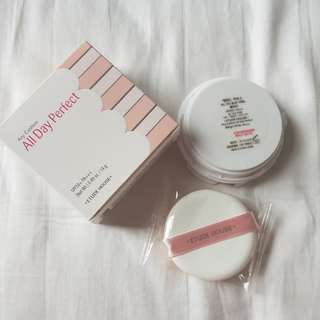 etude house all say perfect any cushion in BEIGE