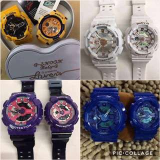 G Shock Couple's Watch OEM