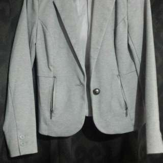 FREE Suzy Shier Grey Blazer. Small size. Other colors available.