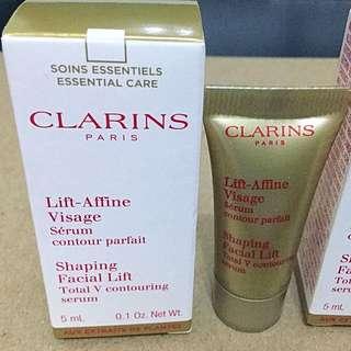 Clarins Paris Facial lifting and Contouring Serum