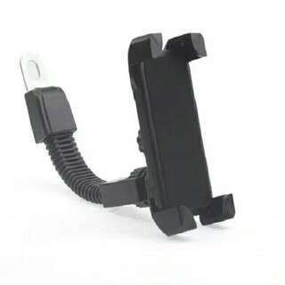 Motorcycle cellphone Holder..