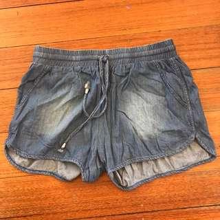 Wilde heart shorts