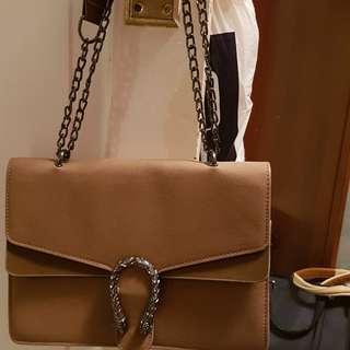 Gucci inspired purse