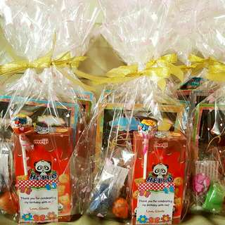 Birthday Goodie Bags for Kids/Children's Day/Xmas/Halloween