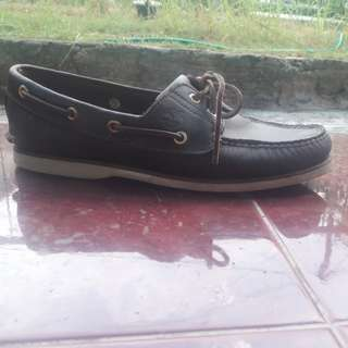 timberland boat shoes size 42