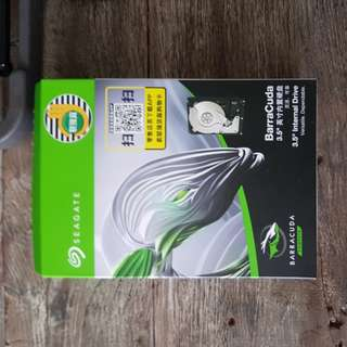 "Seagate Barracuda 2TB 3.5"" HDD for NAS"