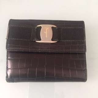 Preloved Ferragamo wallet