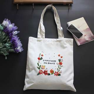 NEW Canvas Tote Bags