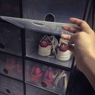 Shoebox Clear Acrylic