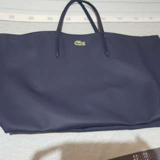 REPRICED LACOSTE AUTHENTIC TOTE BAG