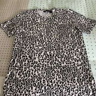 The Fifth label leopard print top