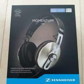 sennheiser momentum over ear M2 Ivory