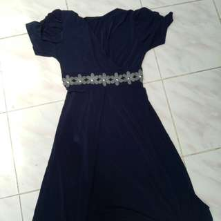 Dress fit to L size