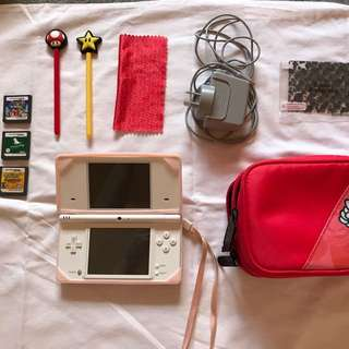 Nintendo DS Lite - WHITE (+ Games)