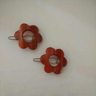 Flower Hair Clip Hair Pin