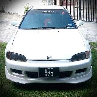 Honda CIVIC EG 1.6 (A)