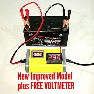 Bestselling Motorcycle Battery Charger