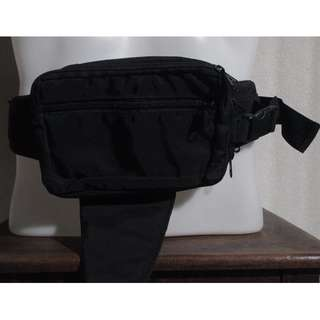Gun belt bag
