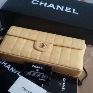 Chanel Chocolate Bar Flap Bag