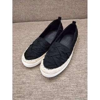 草編拼接休閒懶人鞋 24