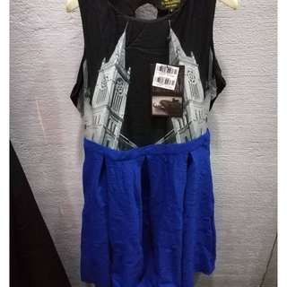 BNWT Plains and Prints Limited Edition - Large dress