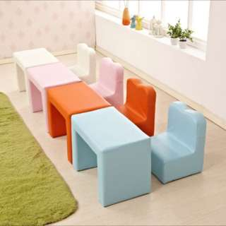 BN Korea sofa for children table and chair toddler