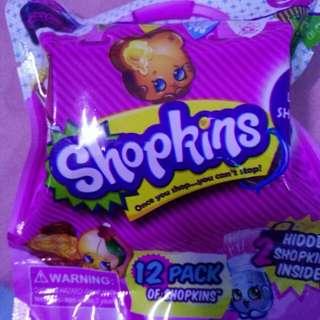 Shopkins surprise pack