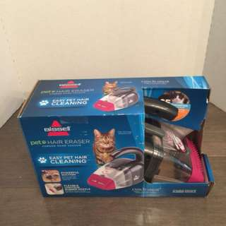 Bissell pet hair vacuum - (new in box)
