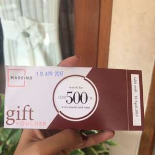 Voucher 500rb Made-In